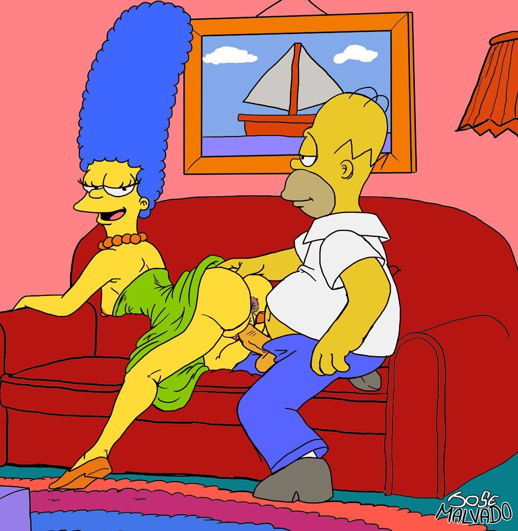 Marge simpson la salope (11)