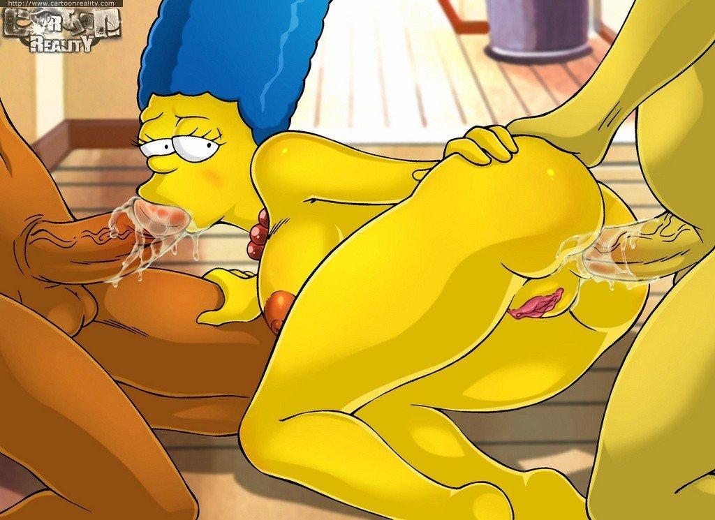 Marge simpson la salope (15)