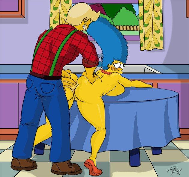 Marge simpson la salope (17)