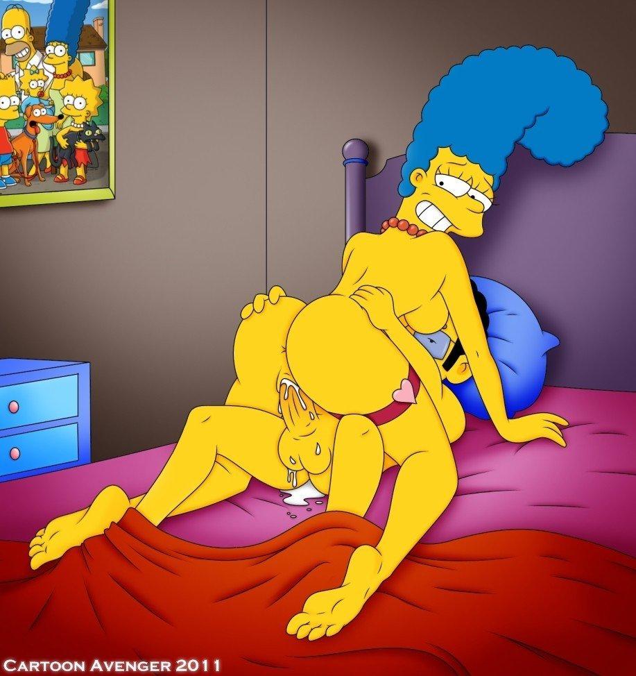 homer simpson naked lady image