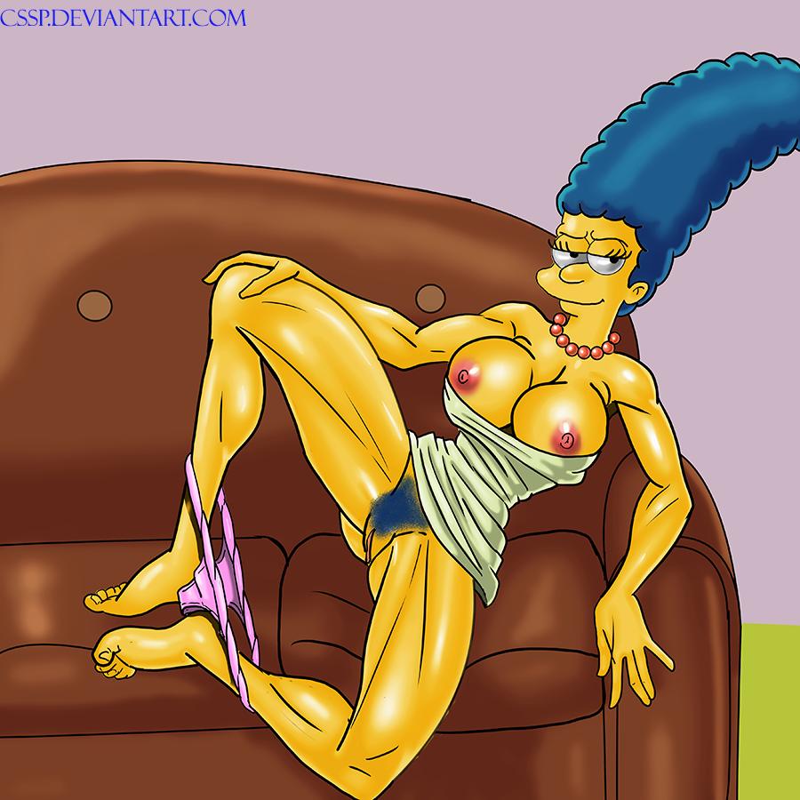 Marge simpson la salope (2)