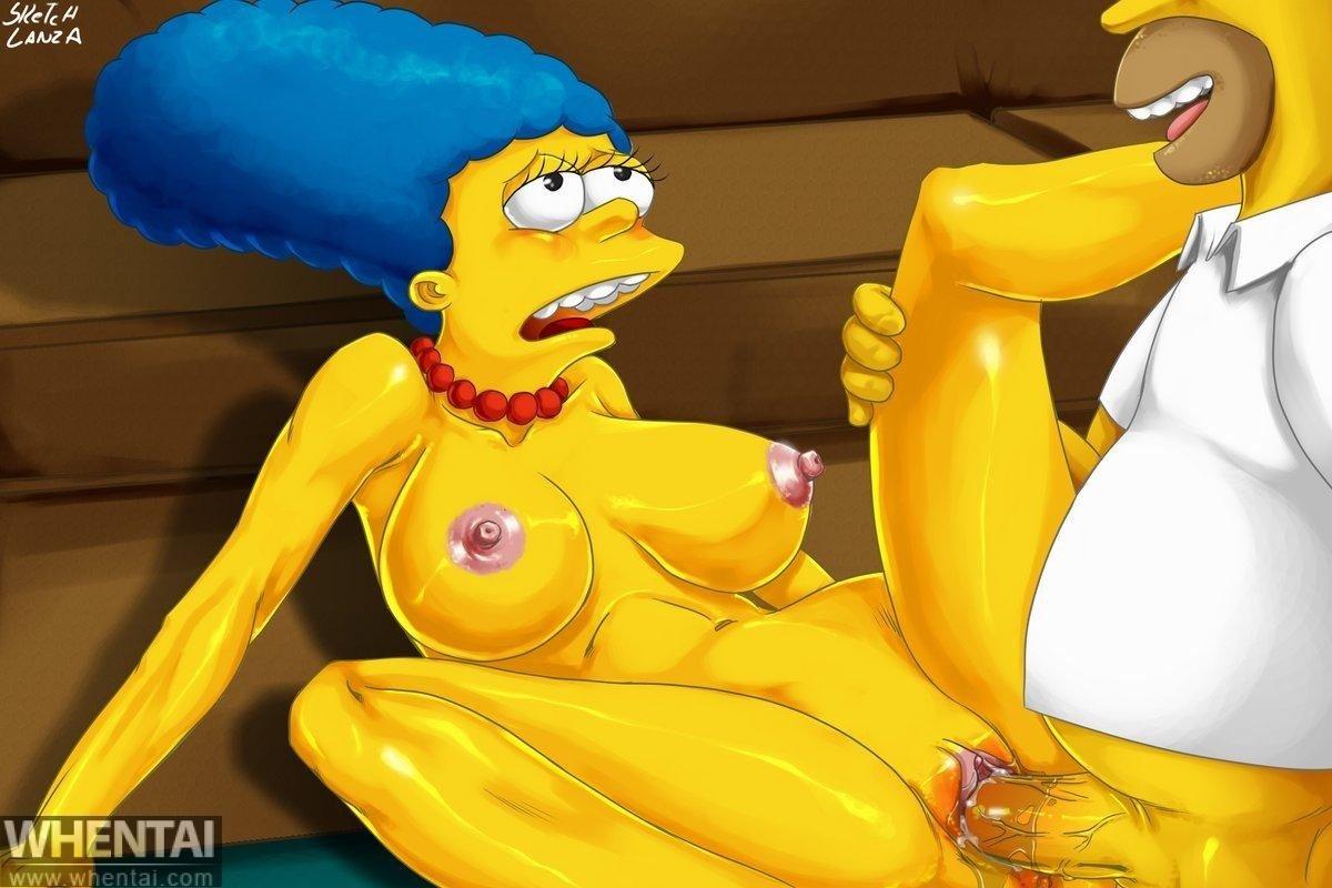 Marge simpson la salope (4)