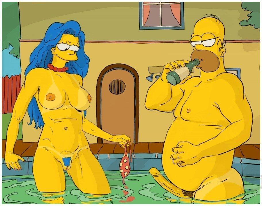 Marge simpson la salope (5)