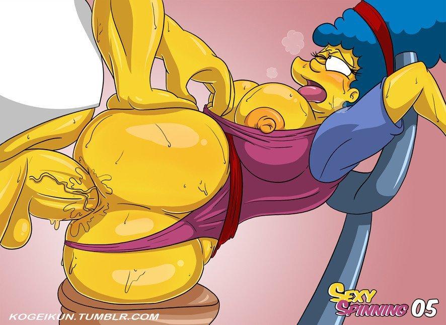 Marge simpson la salope (9)