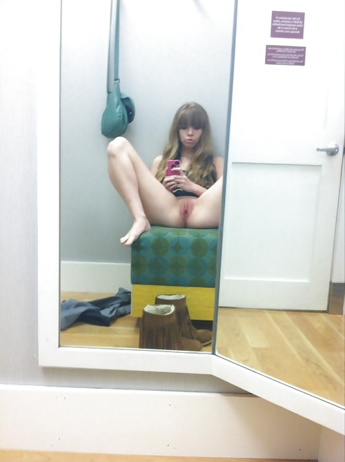 chatte photo devant miroir (5)
