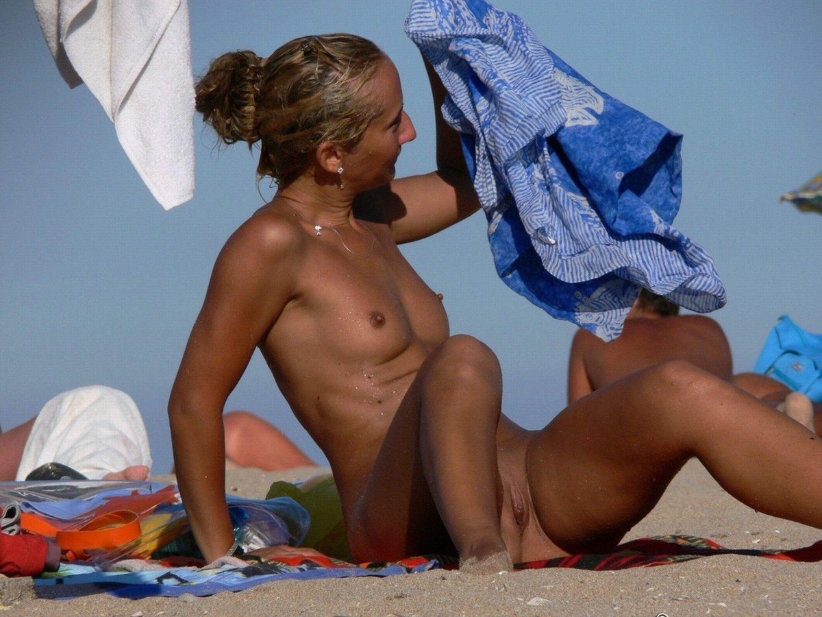 chatte rasee plage (7)