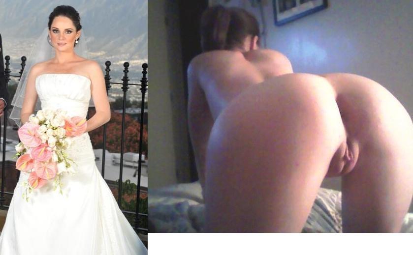 mariee robe nue (1)