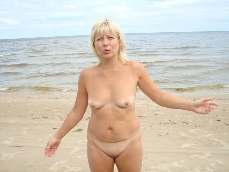 Fille chaude avec des seins