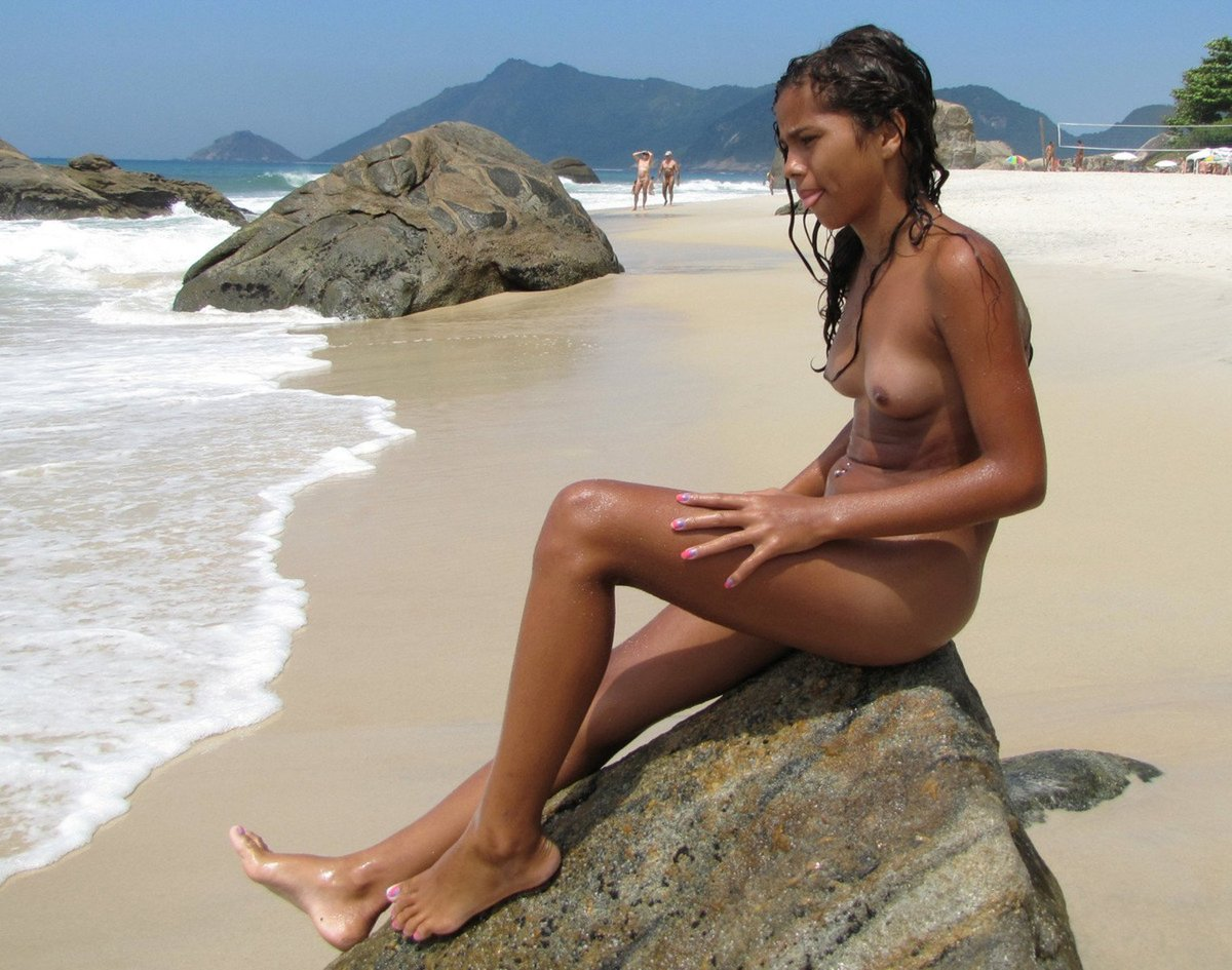 Latina nudity
