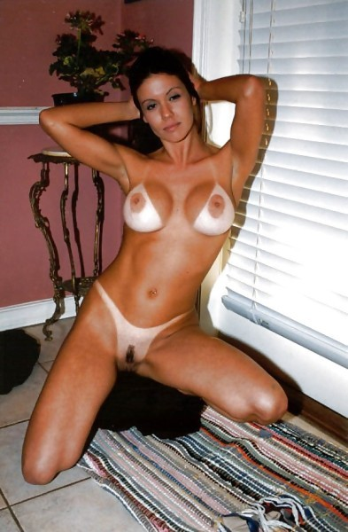 Not tall tan lines nude breasted already far