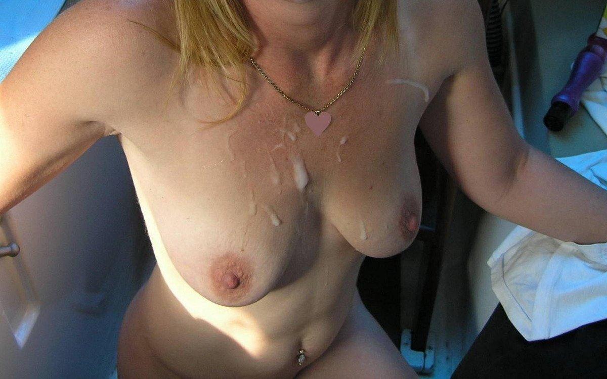 Des ejaculations sur des collants de femme - 3 part 6