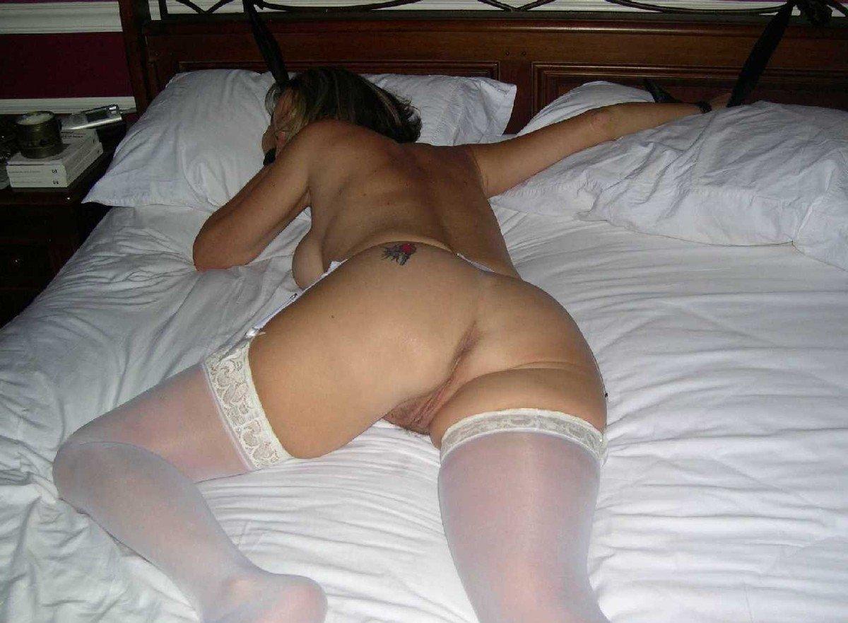 amatrice bas blanc sexy (7)