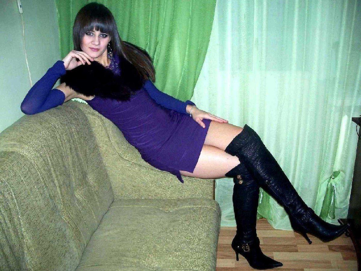 amatrice botte noire cuir (2)
