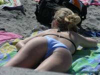 Ils sont pas beaux ces p'tits culs en bikini ???