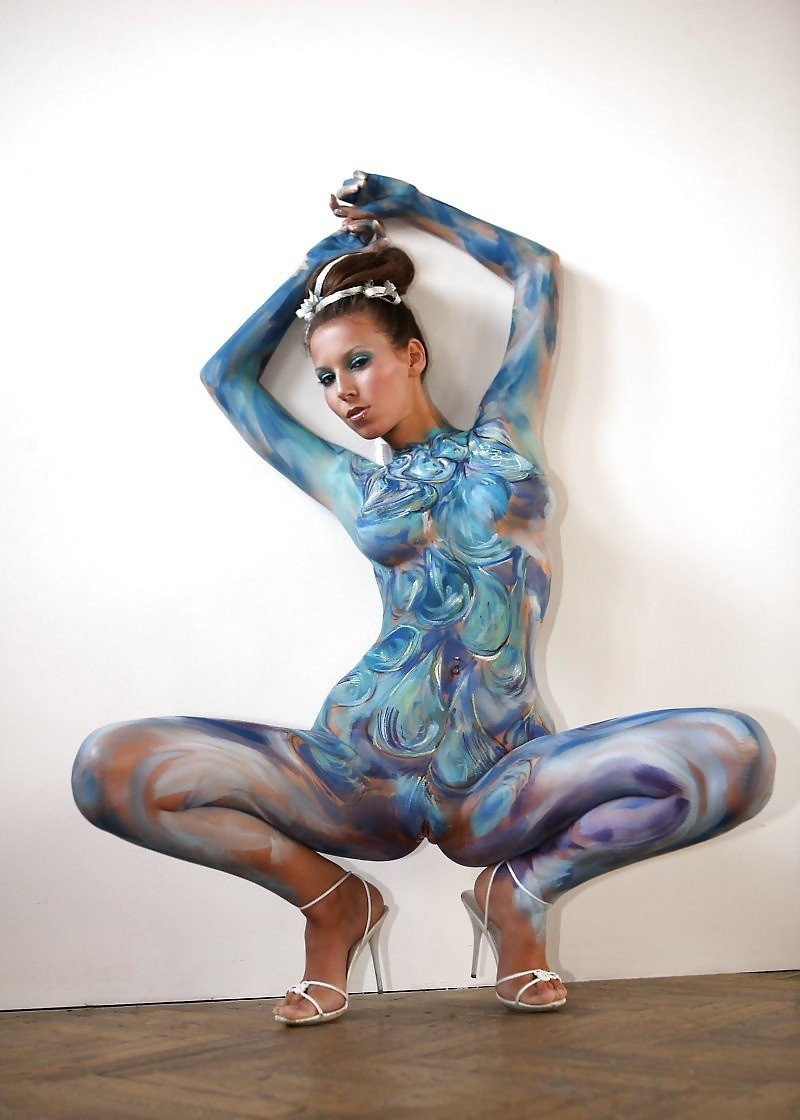 body painting sexy (1)