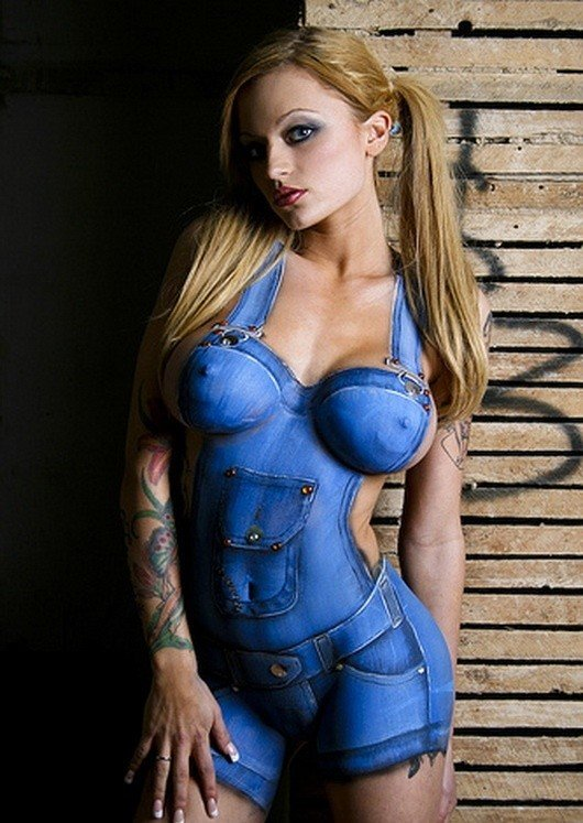 body painting sexy (16)
