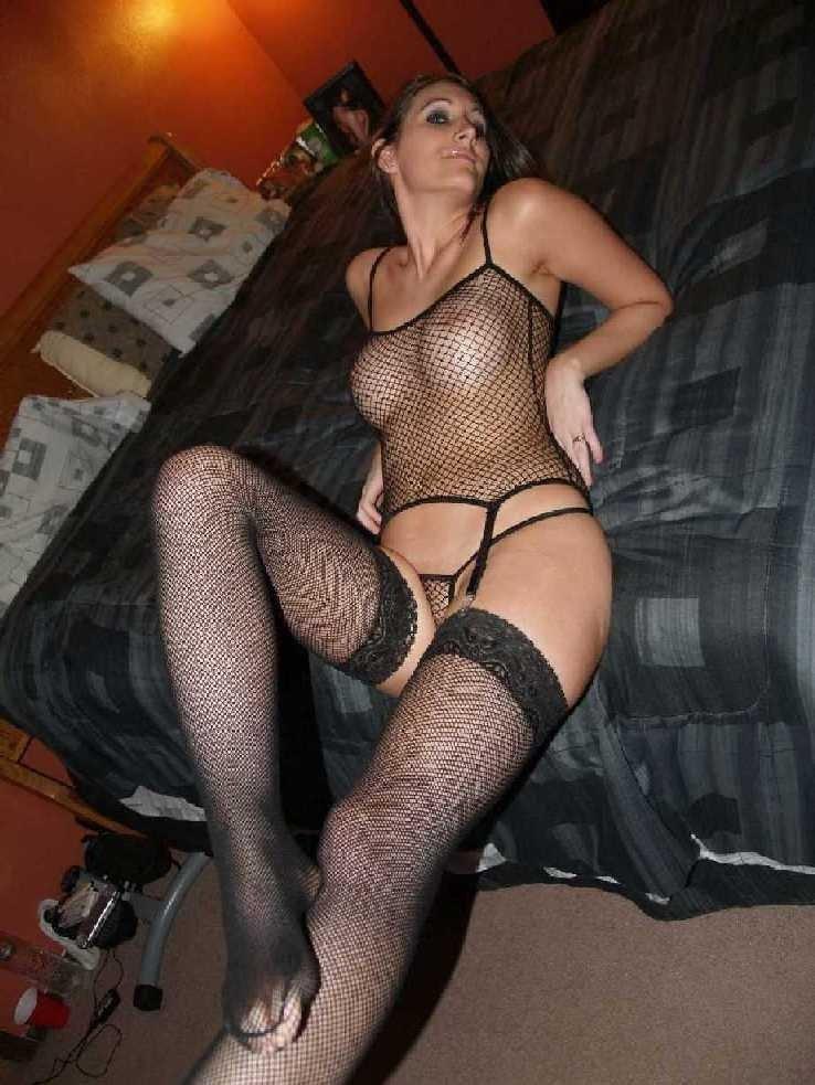 fille bandante tenue sexy (3)
