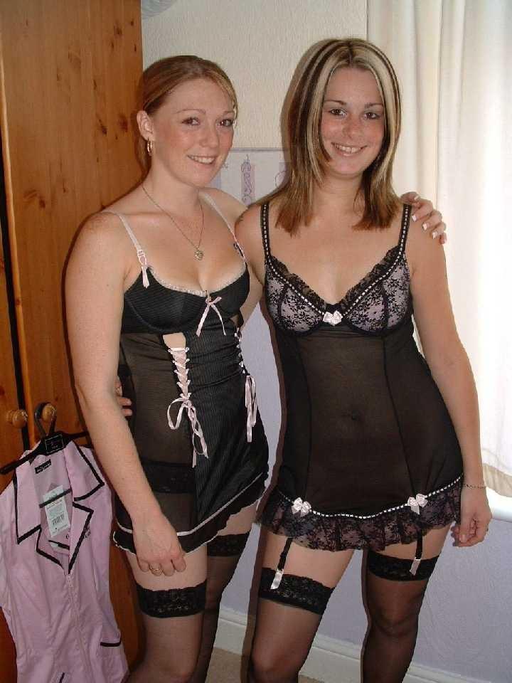 fille bandante tenue sexy (5)