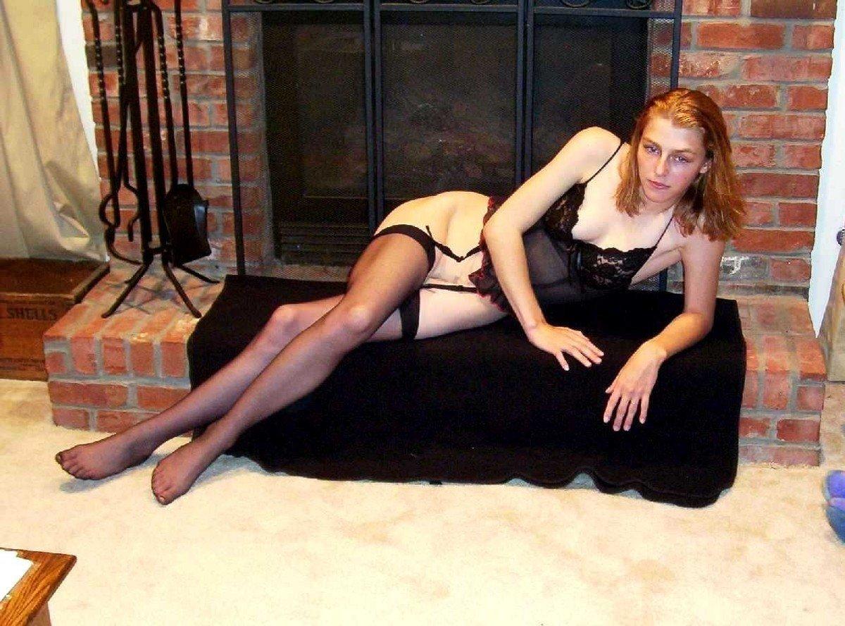 fille bandante tenue sexy (9)