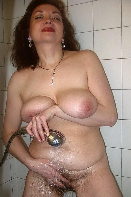 vieille poilue bain (15)