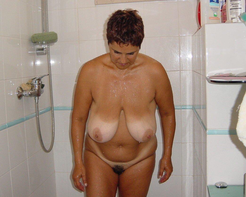 vieille poilue bain (6)
