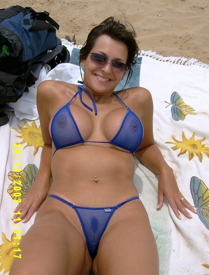 bikini transparent gros lolos (3)