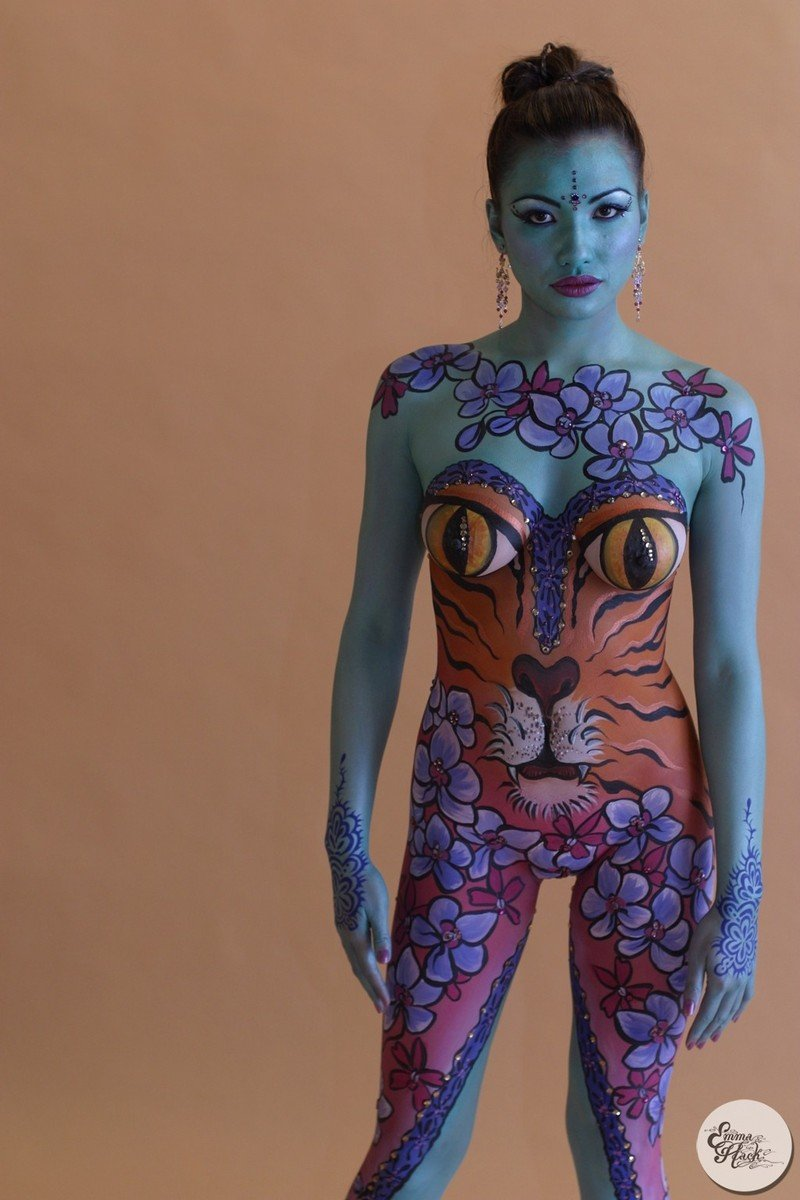body painting sexy (11)