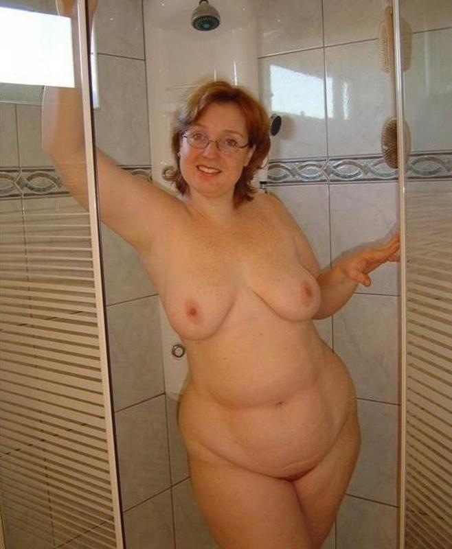 femme mure douche (9)