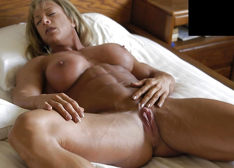 Big clits muscle women and clit pumping 2