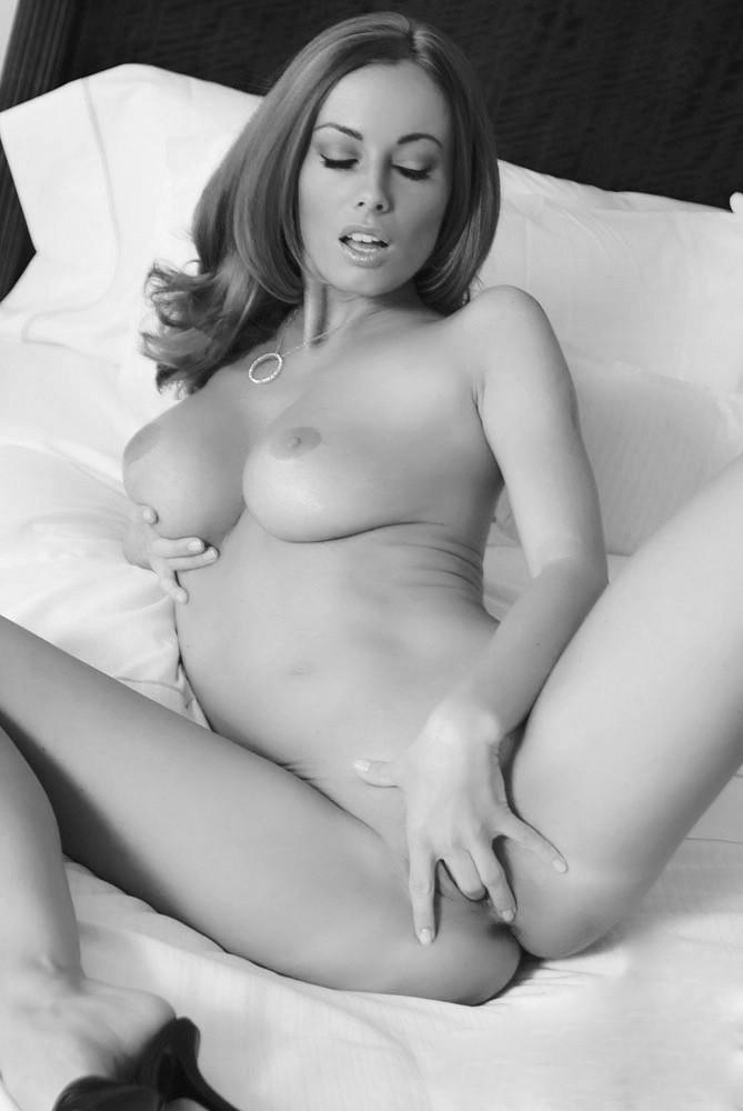 fille sexy n&b (3)