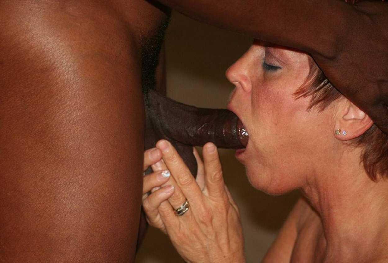 grosse bite noire bouche (4)