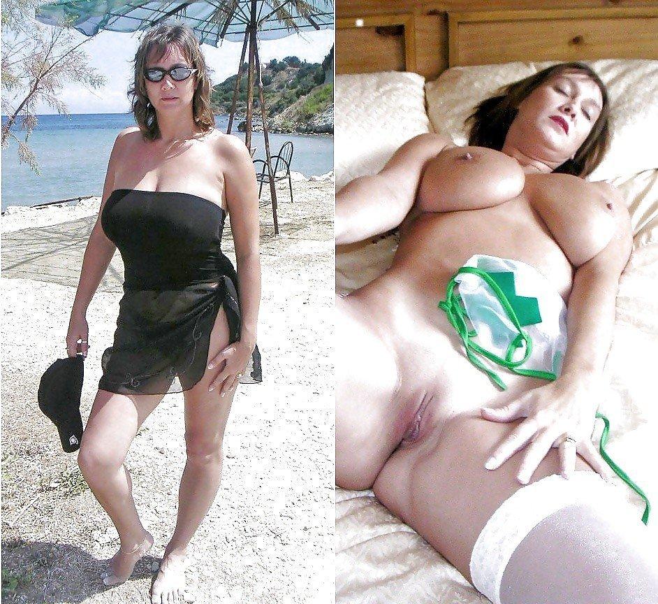 Amateur girls dressed undressed pics part2 - 2 part 6