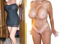 Tu les préfères habillées ou nues ces femmes mûres