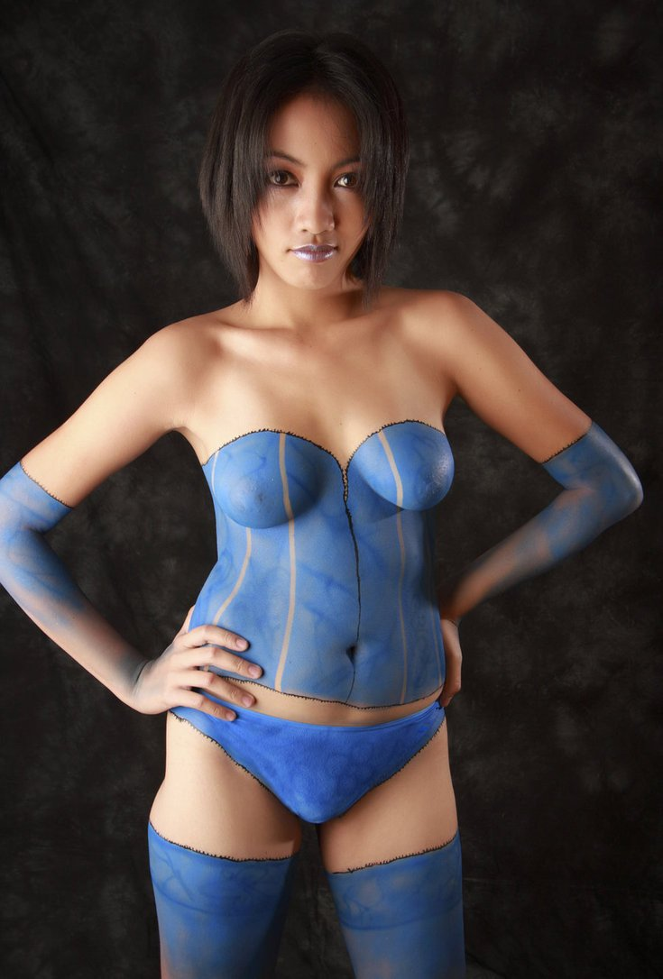 photo bodypainting (11)