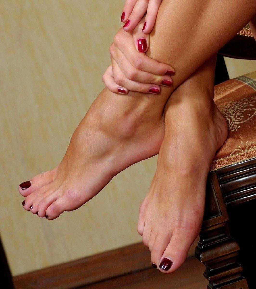 50 photos de pieds pour les fétichistes