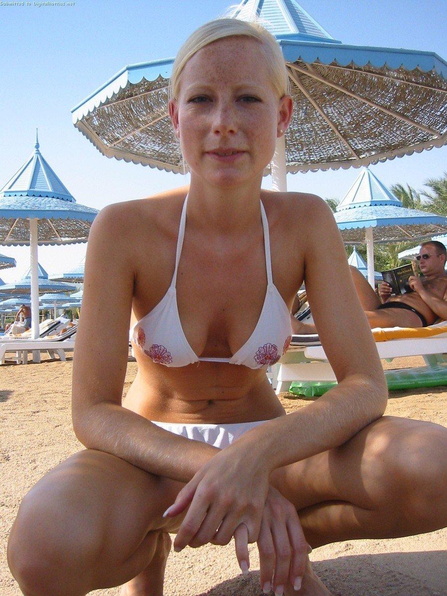 photo privee volee blonde (2)
