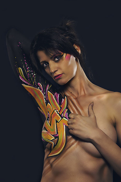 photo sexy body painting (12)