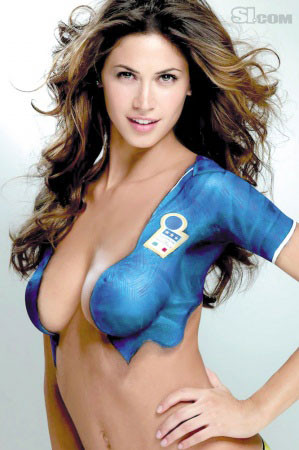 photo sexy body painting (3)