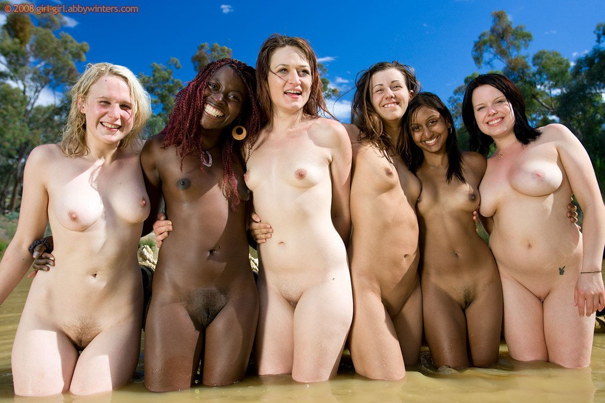 Free young black nudist