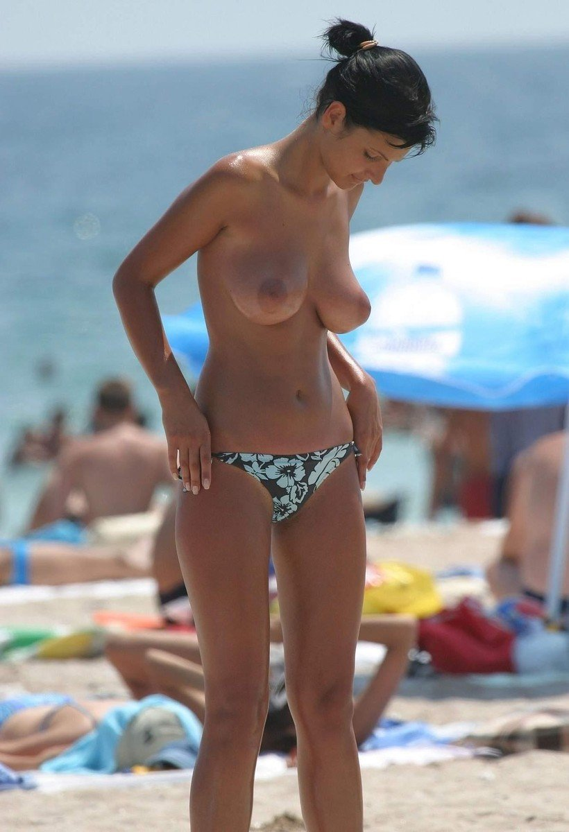 topless plage (2)
