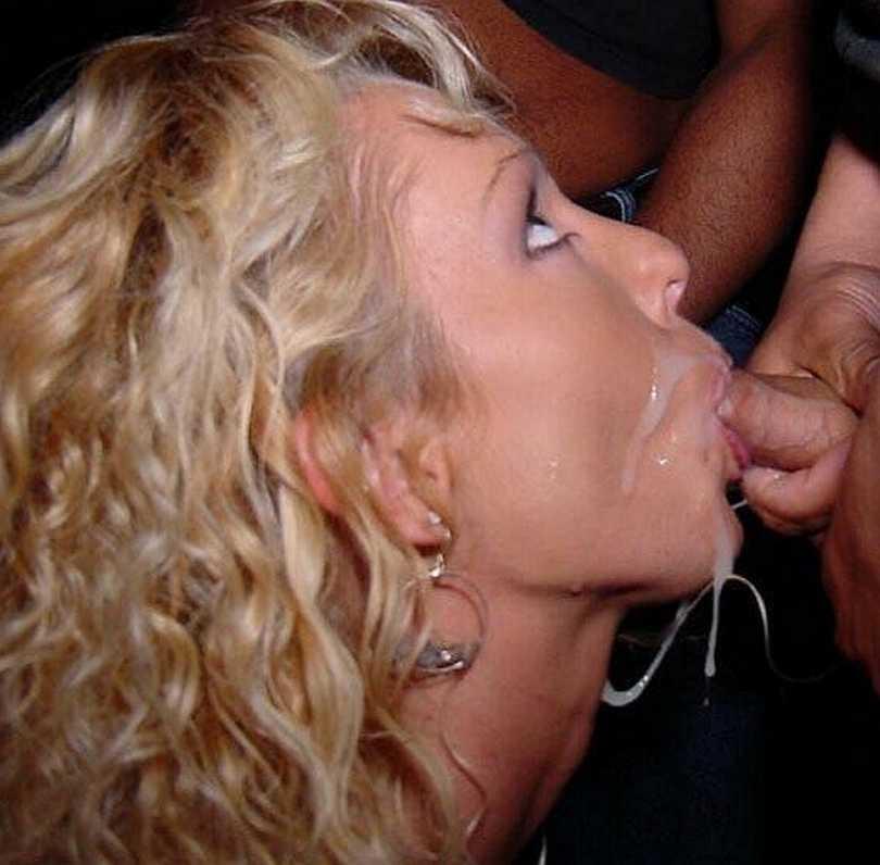 blonde ouvre bouche (21)