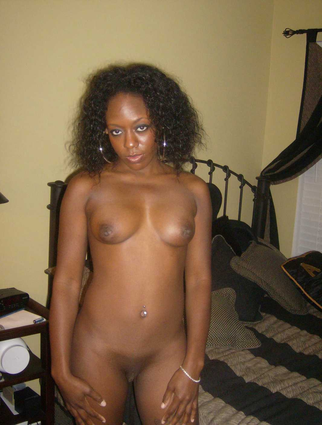 Hot ebony sex video