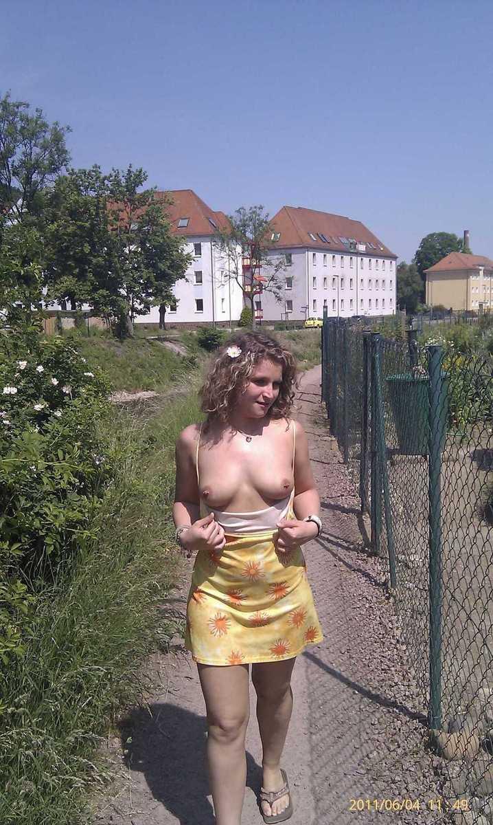 Les photos privées d'une amatrice coquine et… cochonne !