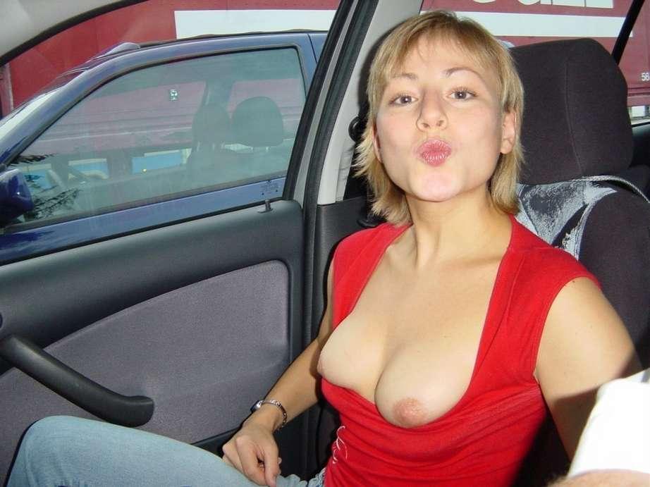 seins nus voiture (15)