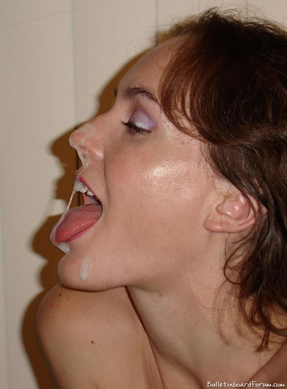 sperme visage bouche (15)