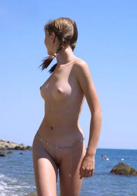sexy young girls nudist beach