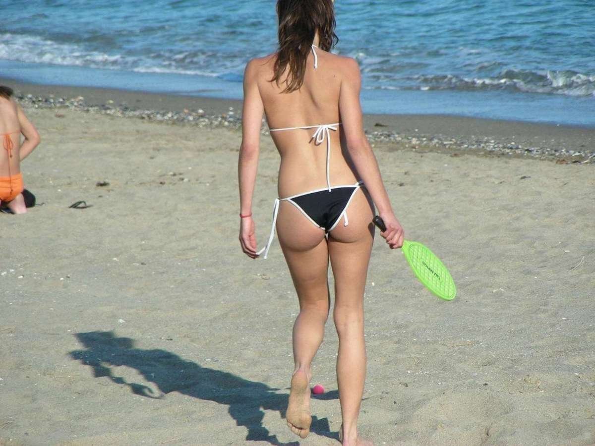 Candid college beach ass butt west michigan booty yomg - 3 part 6