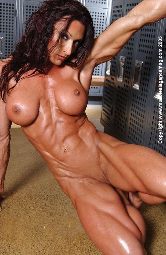 Gorgeous nude female bodybuilders amusing
