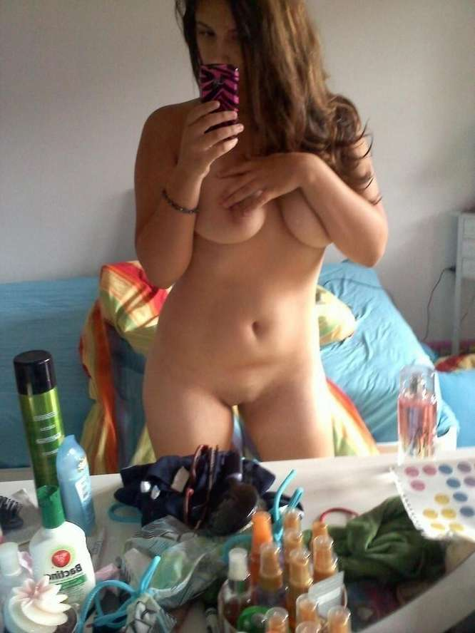 Selfies coquins et excitants