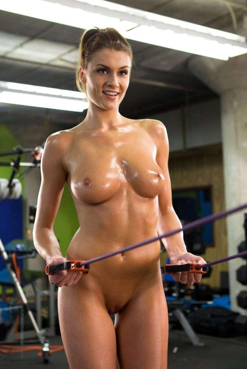 from Adan nude working out women
